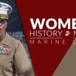 Marine Corps Celebrates Women's History Month