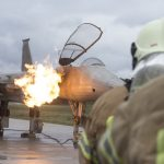 Taming the Flames on Ramstein AB's New F-15 Mobile Trainer