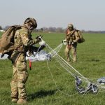 U.S. Air Force Special Tactics Operators Take to the Skies Over England