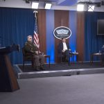 DoD's Top Leaders Conduct Town Hall Meeting