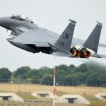 Air Force Conducts Large Force Exercise Amid COVID-19