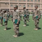 Deployed Soldiers Graduate From Basic Leaders Course