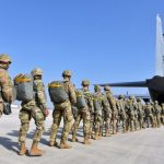 Army Continuously Operates on Four Fronts of Readiness