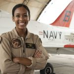 US Navy's First Black Female Tactical Air Pilot Earns Wings