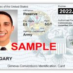 New ID Cards Being Issued for Military Family Members, Retirees