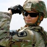 First Female to Command Missouri National Guard's Infantry Rifle Unit