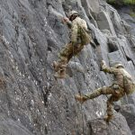 Army Courses Teach the Ropes of Military Mountaineering