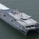 Navy Accepts Delivery of USNS Newport