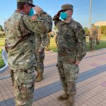 Army Reserve Combat Medic Gets Frontline Experience
