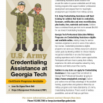 Georgia Tech Expands Military Programs for Active Duty Service Members