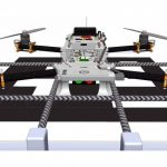 Army Readies Charging Port for Autonomous Drone Swarms