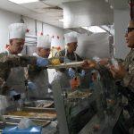 DLA Troop Support Providing Warfighters Thanksgiving Dinner