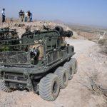 Versatile Autonomous Transport Vehicle Tested at Yuma