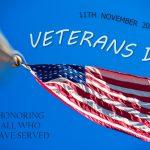 Veterans Day Message