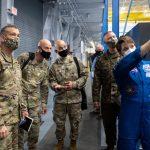Army Astronaut Receives Rare Prestigious Qualification Device