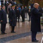 Nation Honors Veterans at Arlington National Cemetery