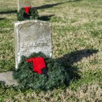 Sailors Honor Fallen Heroes on National Wreaths Across America Day