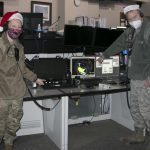 New York National Guard Supporting NORAD Santa Tracking Operations
