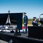 Two Famed Bases Highlight Space Force Connection