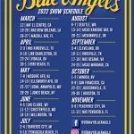 The Blue Angels Release 2022 Air Show Schedule
