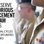 Meritorious Advancement Program Updates for Navy Reserve Sailors