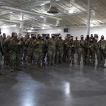 Teamwork Leads to Historic Mobilization of Washington Guardsmen
