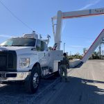 Tyndall AFB Gets First X-ray System for Gate Vehicle Checks