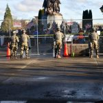 Washington National Guard Provides Security to State Capitol