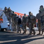 National Guard Troops Head to DC From as Far Away as Guam