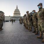 SMA Praises National Guard's Work Ahead of Inauguration