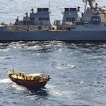 Navy Destroyer Seizes Illicit Weapons Off Somalia