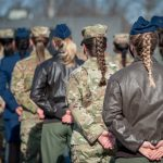 Reservists Play Key Role in First Women's Hair Policy Change in 70 Years