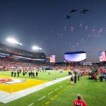 Super Bowl LV Flyover Took Months of Planning, Coordination