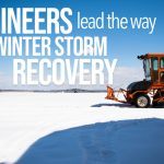 Airmen Lead the Way in Winter Storm Recovery