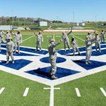 Airmen Hold ABU Day in Final Wear
