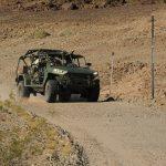 New Infantry Squad Vehicle Tested at Yuma Proving Ground
