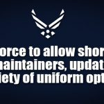 Air Force Updates Variety of Uniform Options