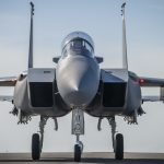 Air Force's First F-15EX Arrives at Eglin