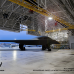B-21 Prototype Shelters Construction, Test Underway
