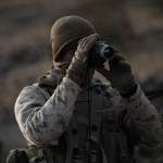 Marines in the Fight During Service Level Training