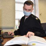 Sailor Creates Advancement Exam Study Guide for Shipmates