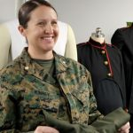 New Marine Corps Maternity Uniforms Designed By Women