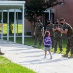 DOD Commemorates Month of the Military Child