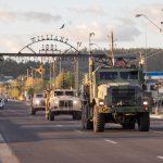 Marines Complete Historic Convoy Across America