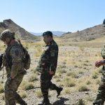 Progress of Retrograde From Afghanistan