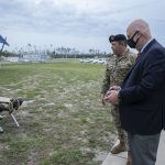 Acting SecAF Visits Tyndall AFB - Installation of the Future