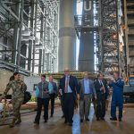 Air Force Brass Visit Cape Canaveral SFS