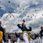 Air Force Academy Grads to Keep Competition From Becoming Conflict
