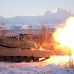 New M1 Abrams Tank Survives Cold Weather Testing