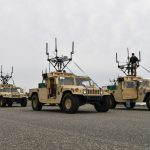 Army Engineers Field-Test Robotic Combat Vehicle Communications